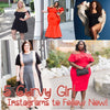 Five Curvy Girl Instagrams to Follow Now!
