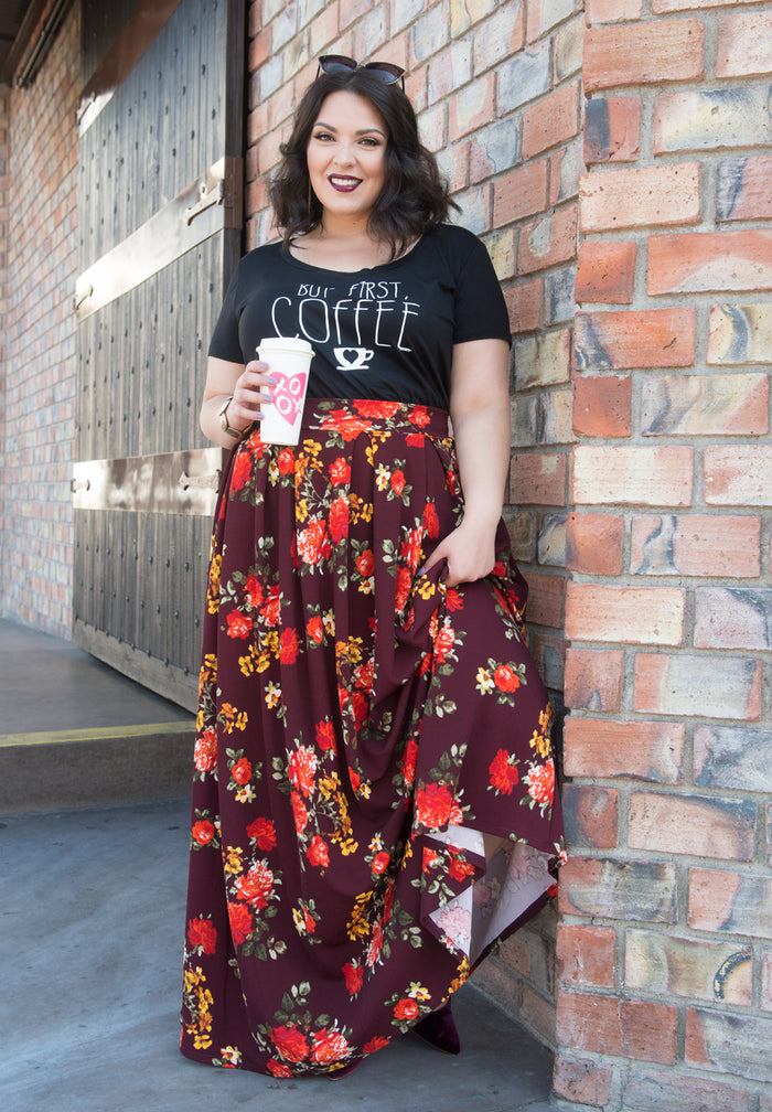 Plus Size dating outfits