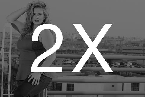 plus size clearance 2x