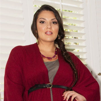 7 plus size winter trends