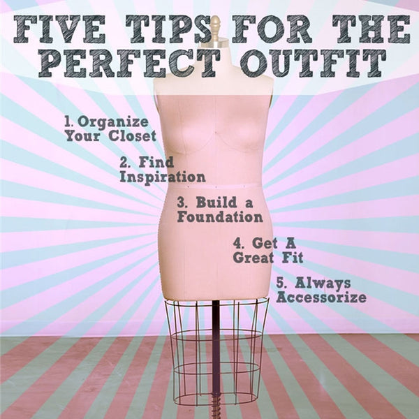 5 tips for the perfect plus size outfit