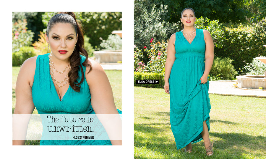 Unwritten Plus Size Future