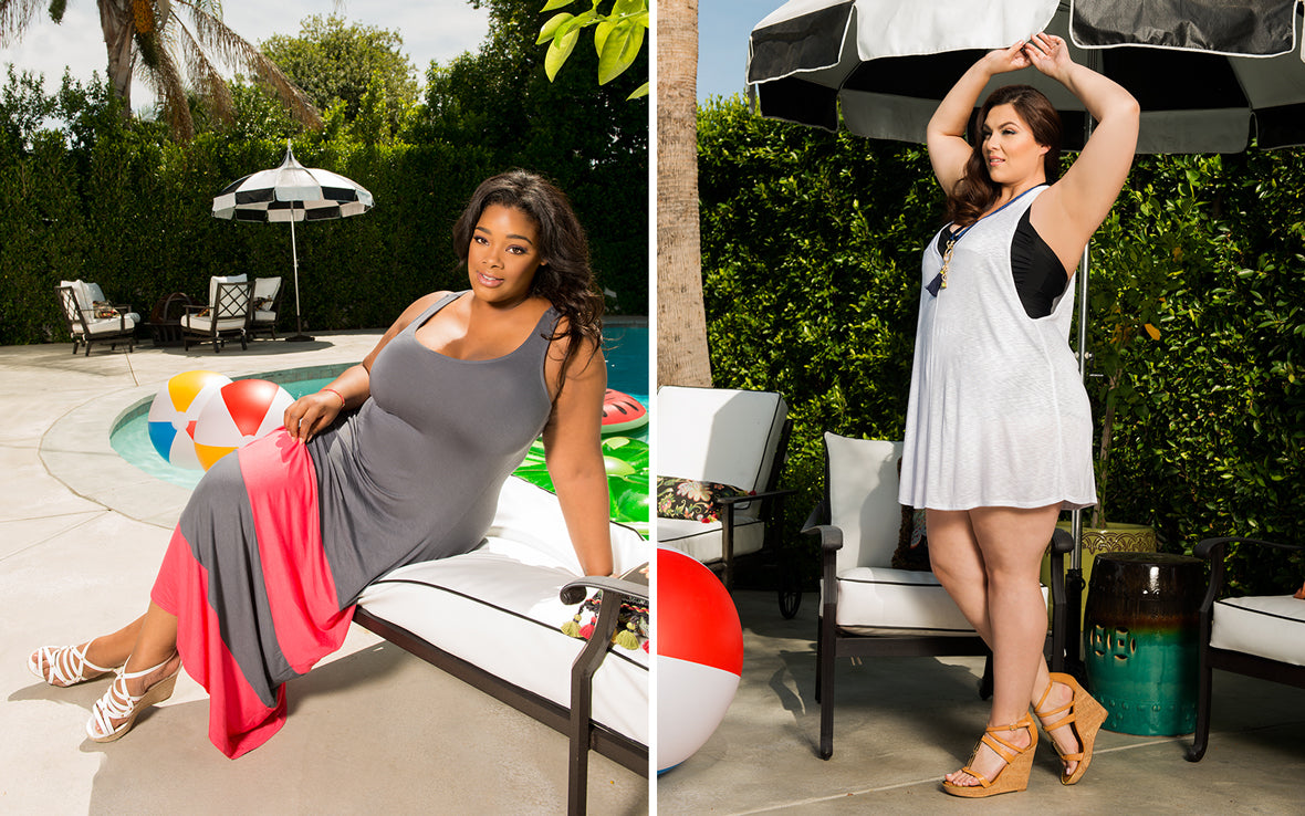 plus size summer 2016 lookbook