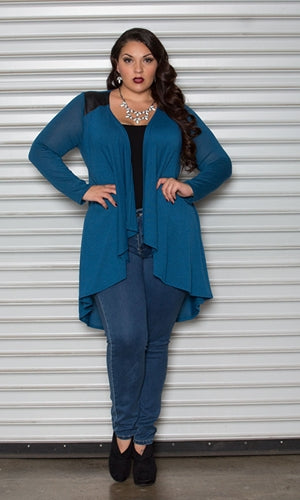 Plus Size Fall Wardrobe