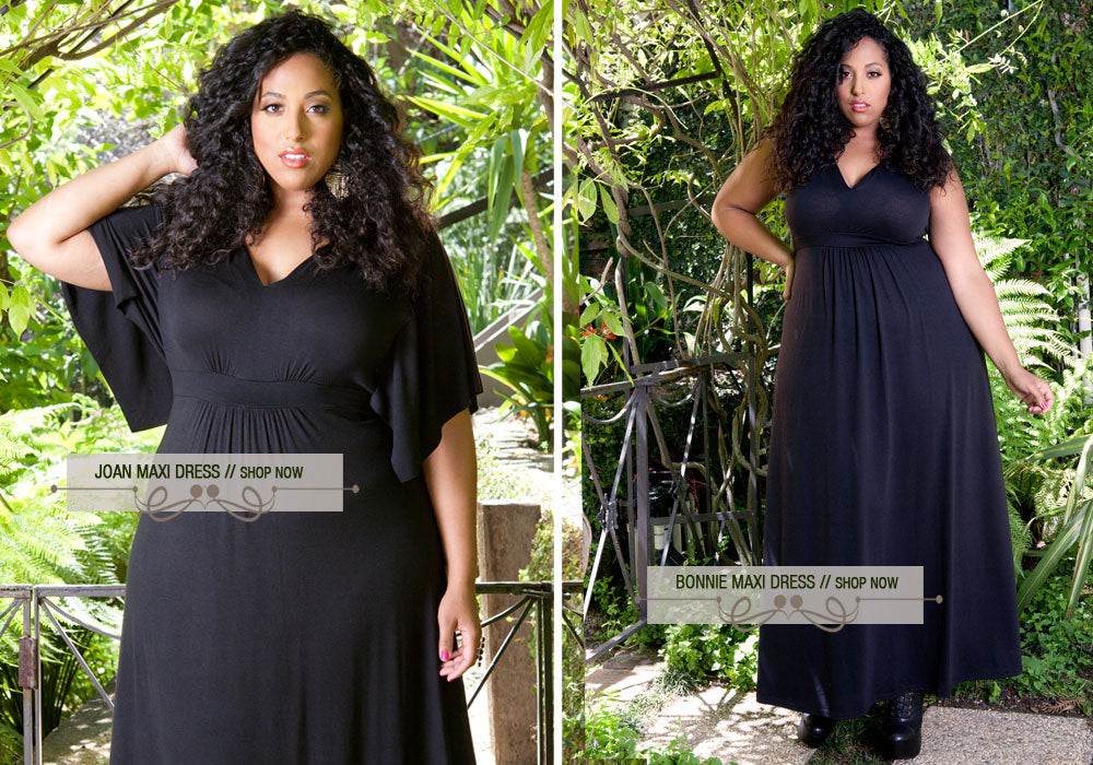 Plus Size Joan