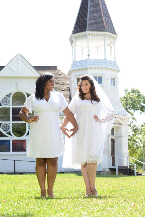 Plus Size Wedding
