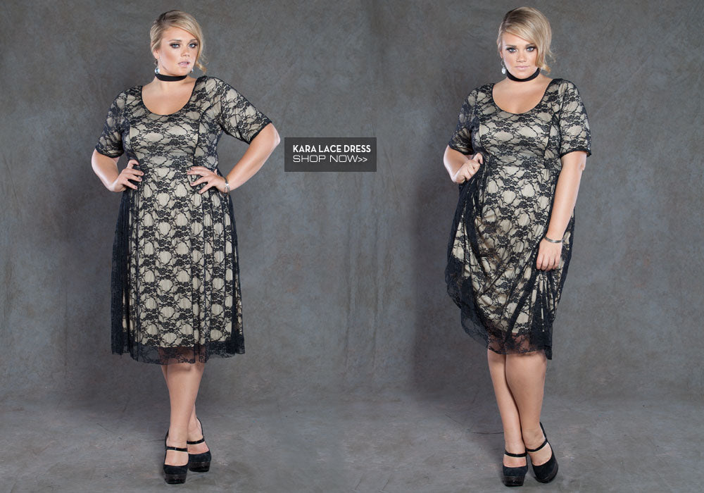 Lektor plus size dresses