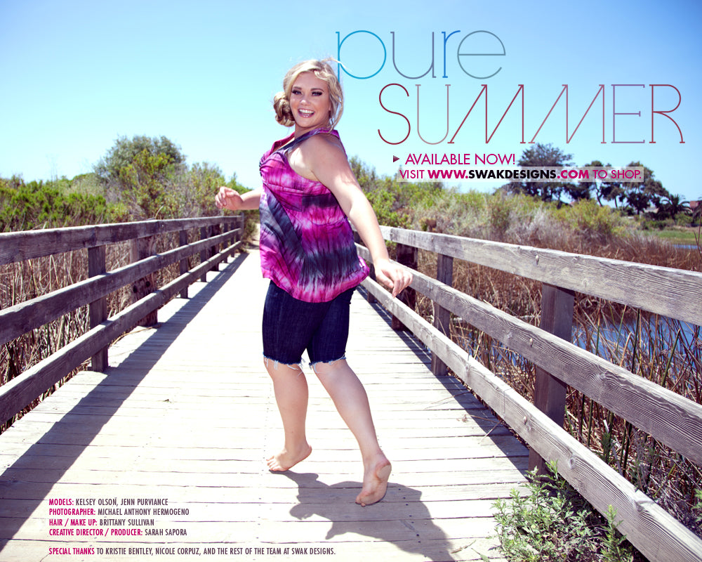 Plus Size PUre Summer