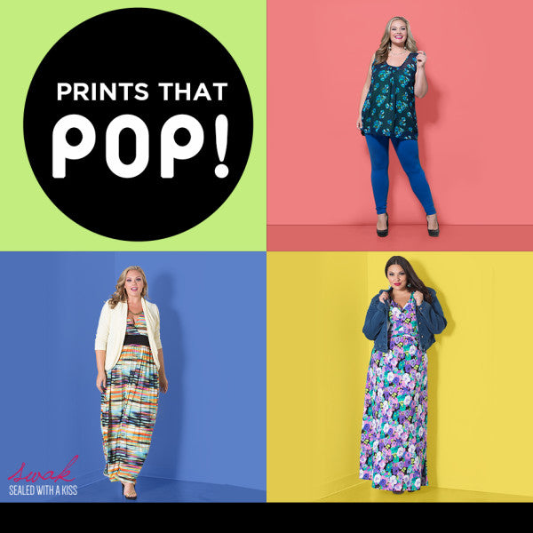 Plus Size Prints