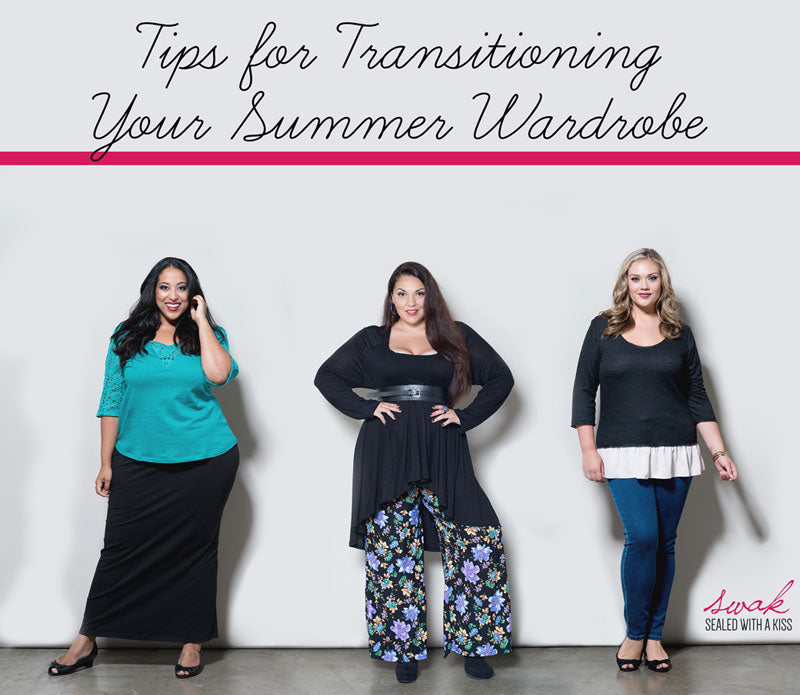 Plus Size Transitioning