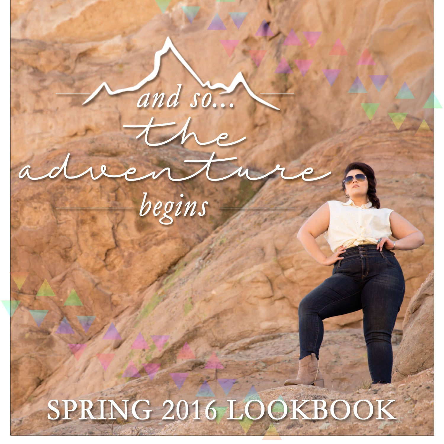 plus size spring 2016 lookbook