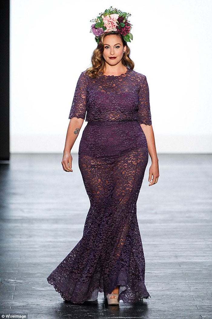 Ashley Nell Tipton Runway