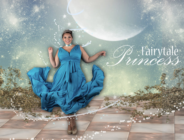 Plus Size Fairytale Princess