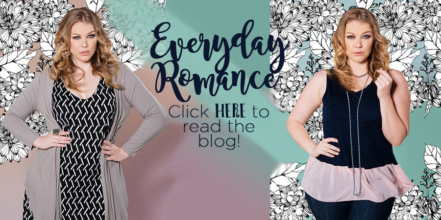 Everyday Romance | Plus Size Fashion