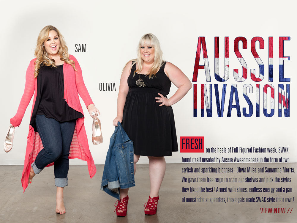 Plus Size Invasion