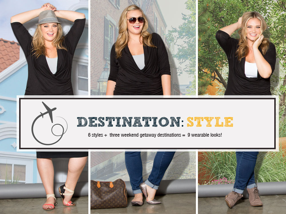 Plus SIze Destination