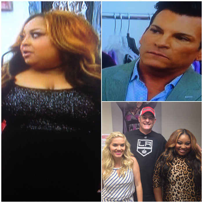 Plus Size on We TV