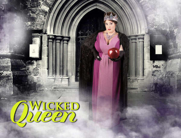 Plus Size Wicked Queen