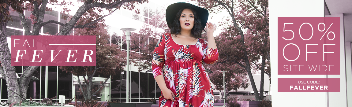Plus Size Dresses Collection | Trendy and Affordable Plus Size Dress ...