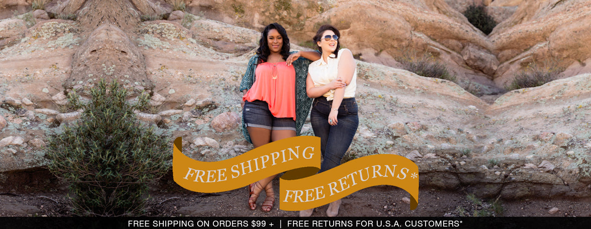 Plus Size Fashion Flash Sale