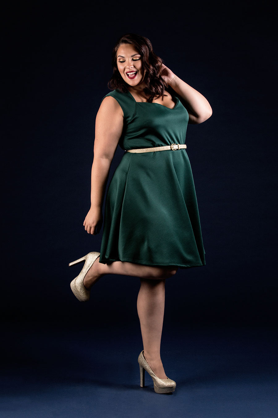 Plus Size Stephanie