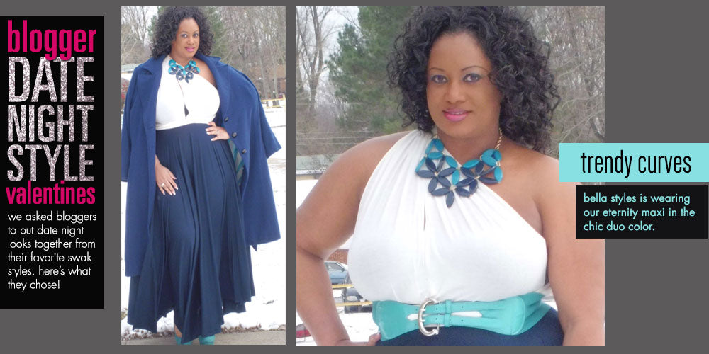 date night plus size style