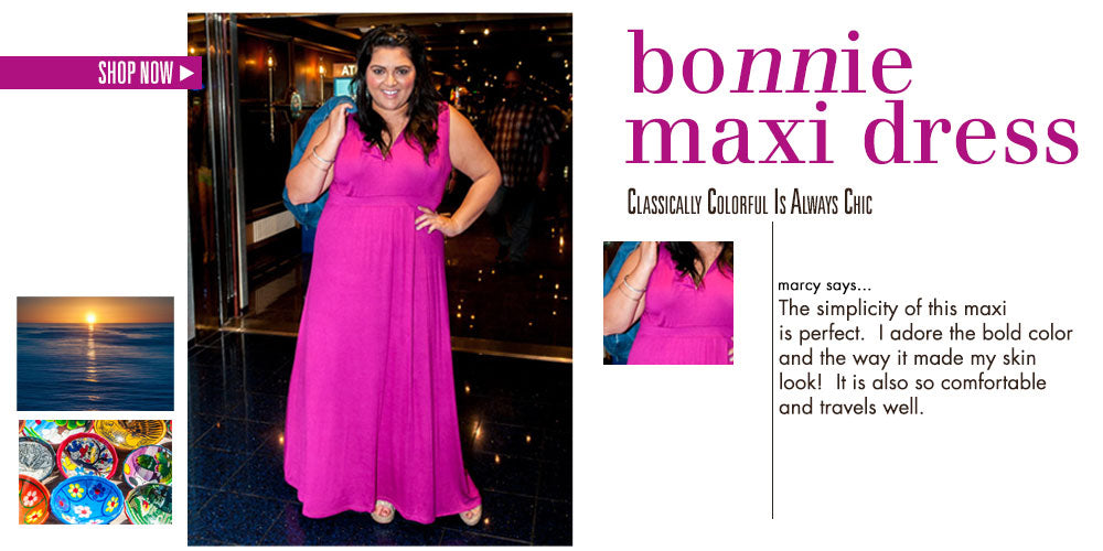 Plus Size Marcy Guevera