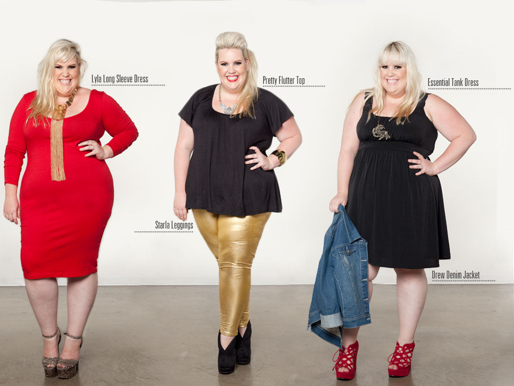 Plus Size Blondes