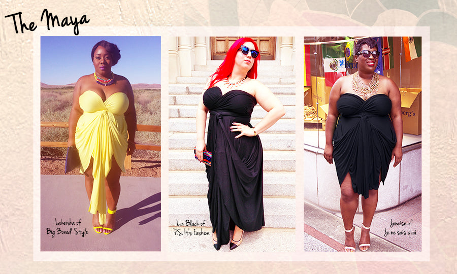 The Maya | Plus Size
