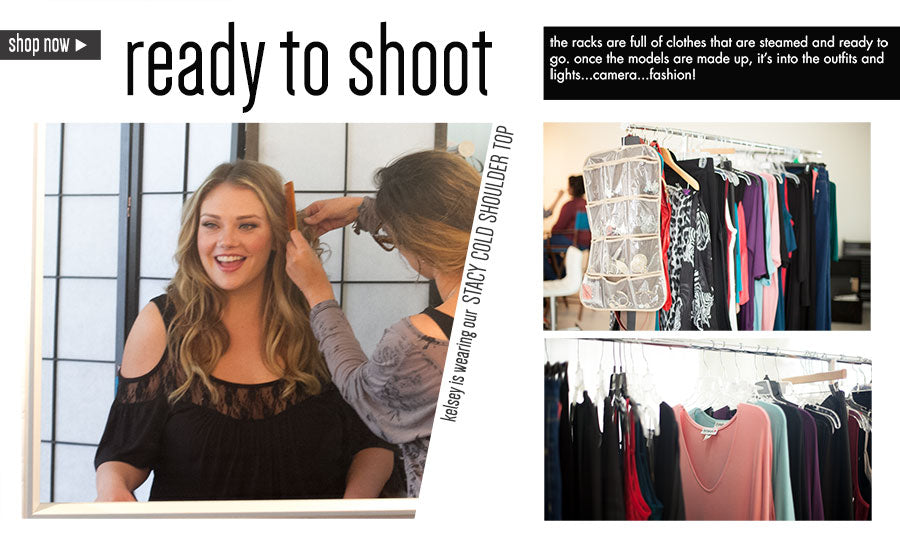 PLus Size Shoot