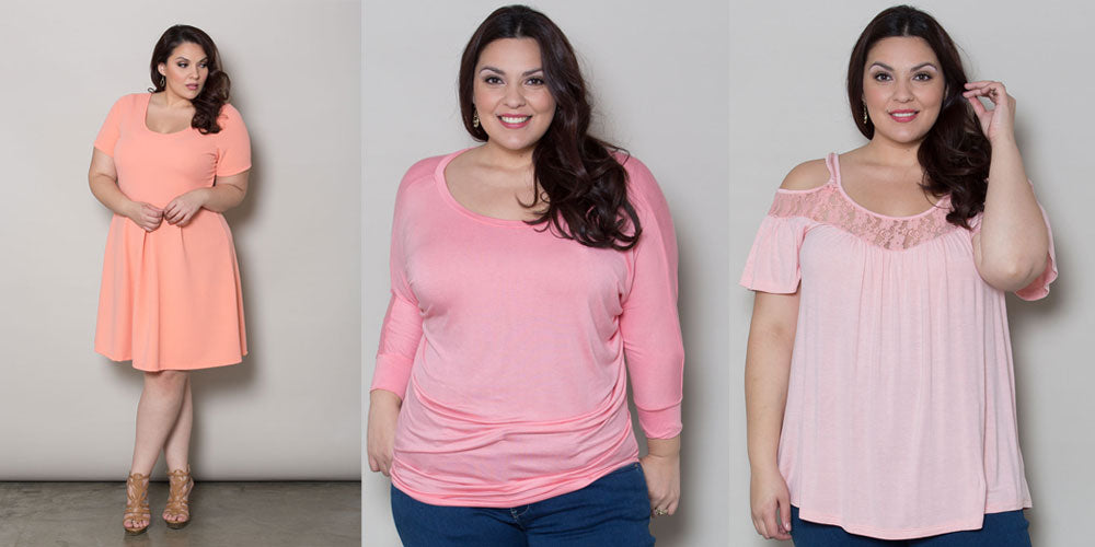 Rayna Play in Plus Size Pastels