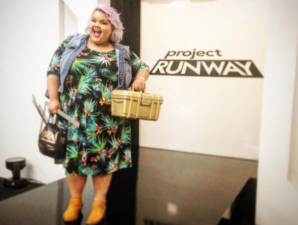 Plus Size Project Runway