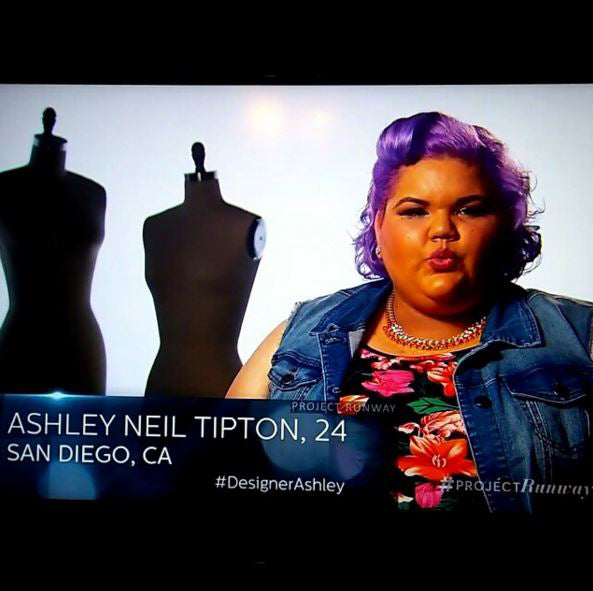Plus Size Project Runway Interview