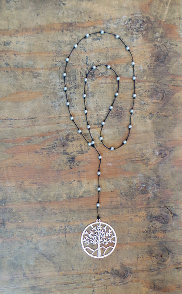 Tree of Life Large Necklace
