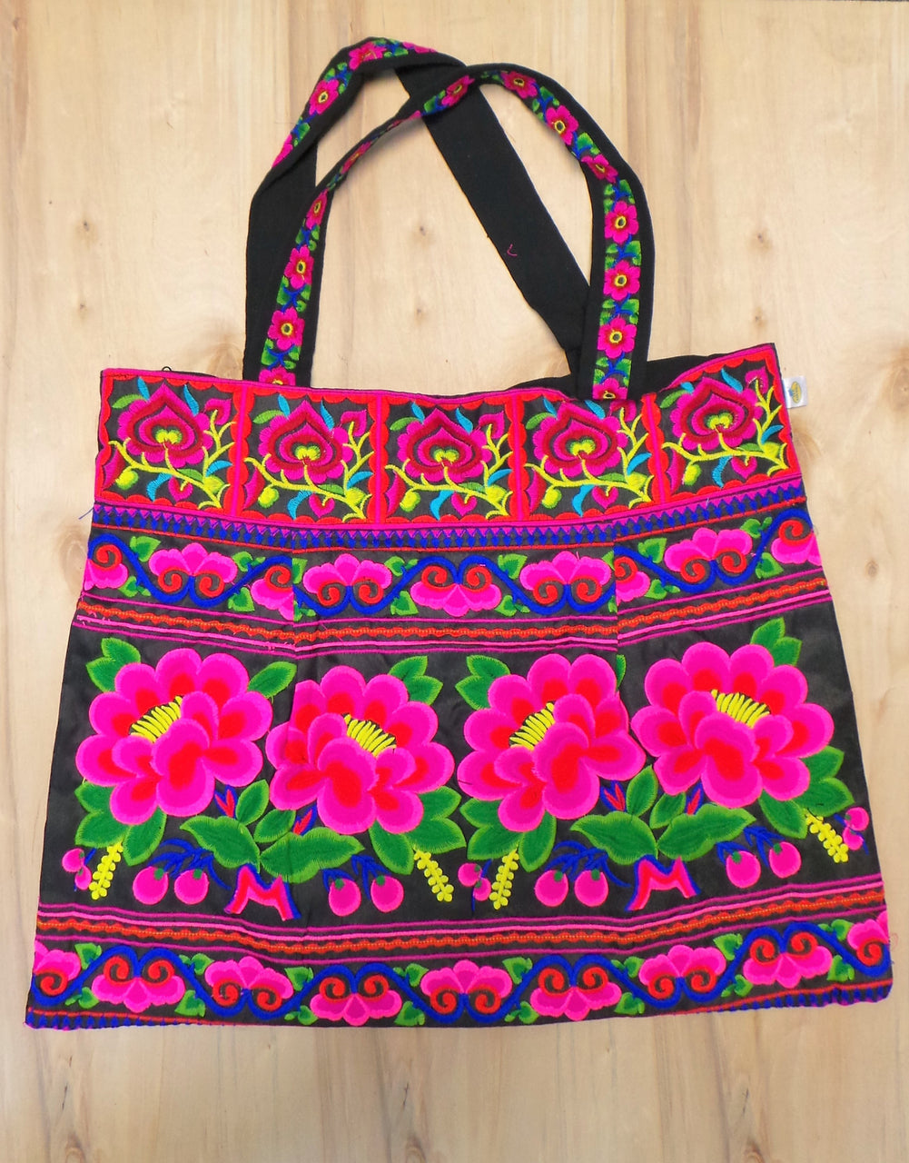 Mexicana Tote Bag