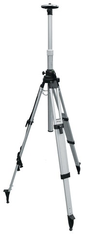 Aluminum Heavy Duty Elevator Tripod, with Quick Clamp, Black