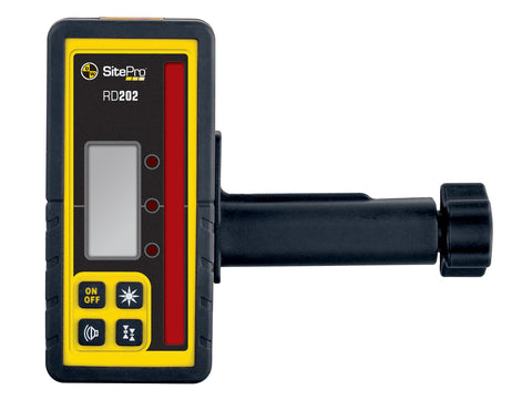 Rotary Laser Detector, Large Capture Window
