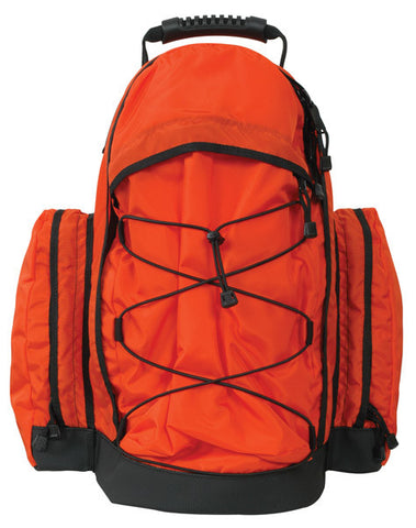 500 mm Total Station or Theodolite Rucksack - Orange