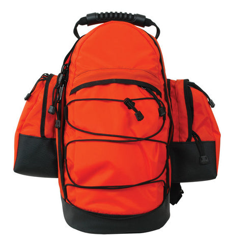 400 mm Total Station or Theodolite Rucksack - Orange