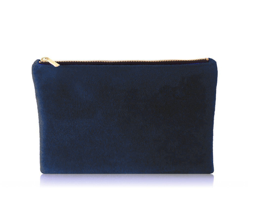 POUCH | NAVY BLUE