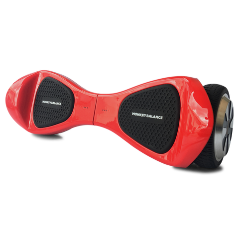 Hoverboard 2 Ferrari Red - MonkeyBalance