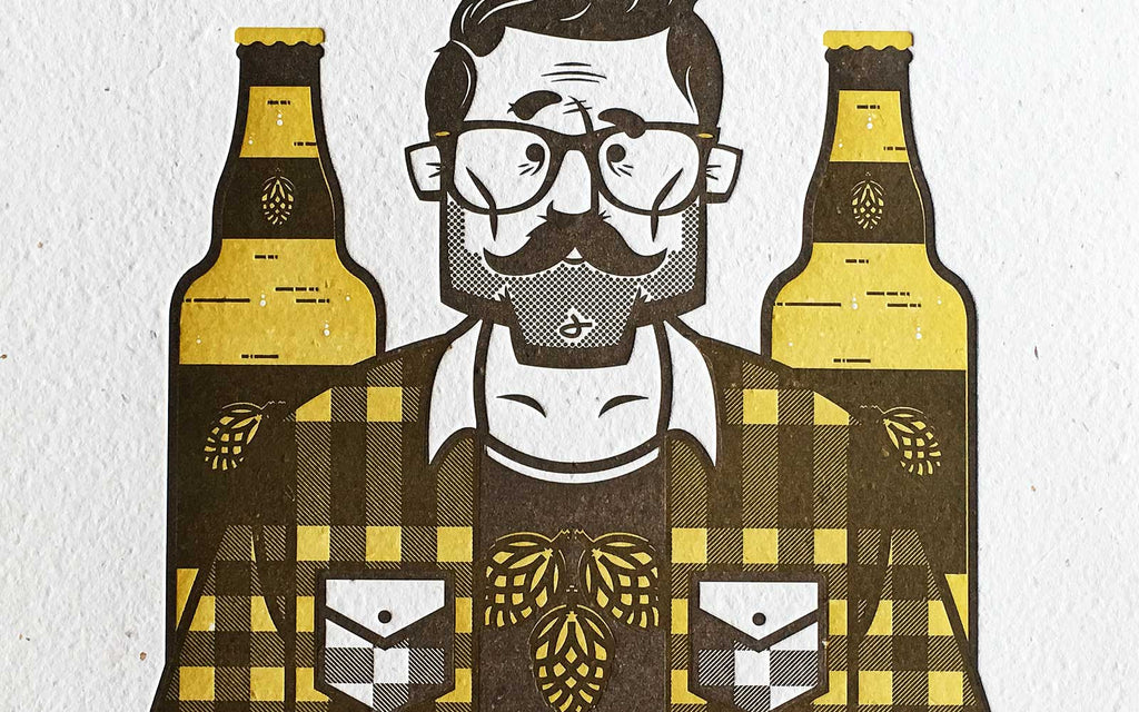 Call For Artists - Hoptober Pressed