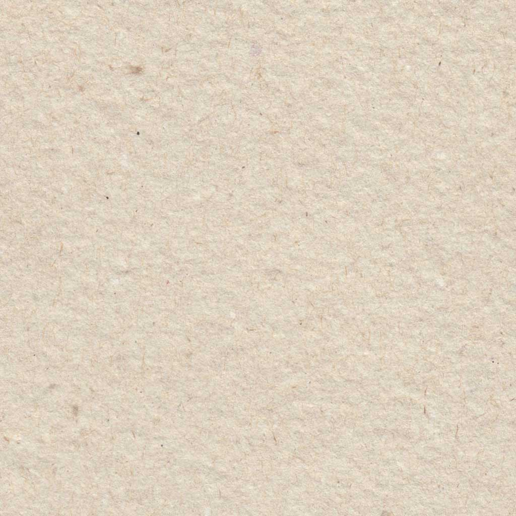 Handmade Cotton and Chipboard Paper Surface