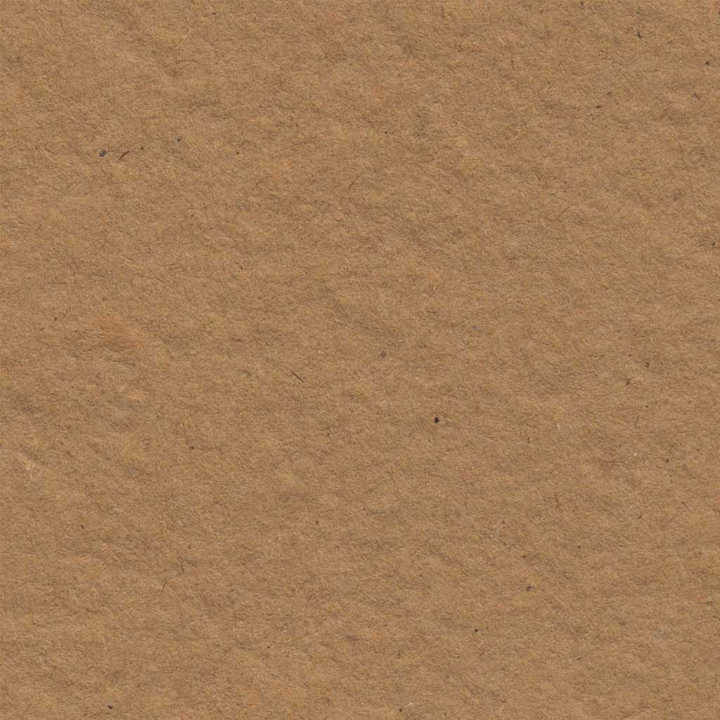 Handmade Paper From Recycled Cardboard