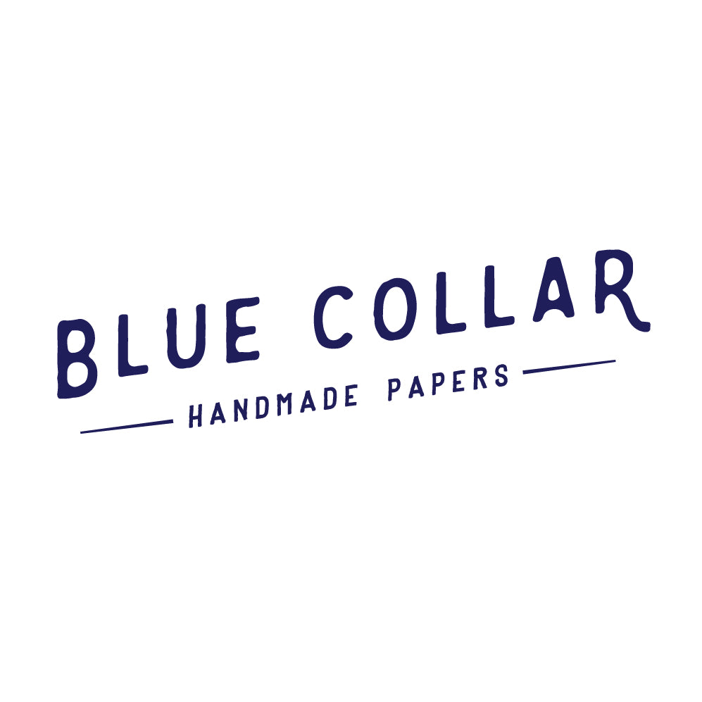 Blue Collar Handmade Papers