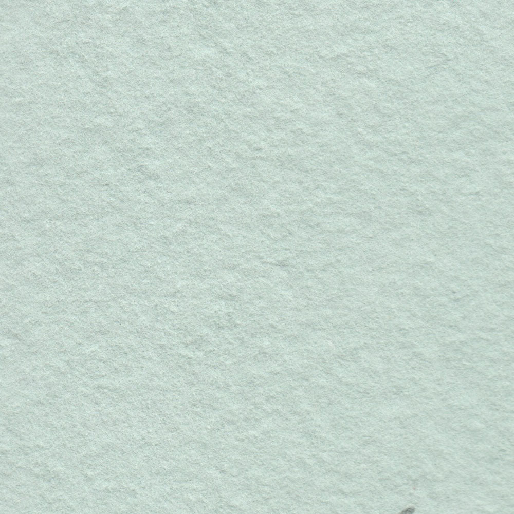 mint green handmade paper