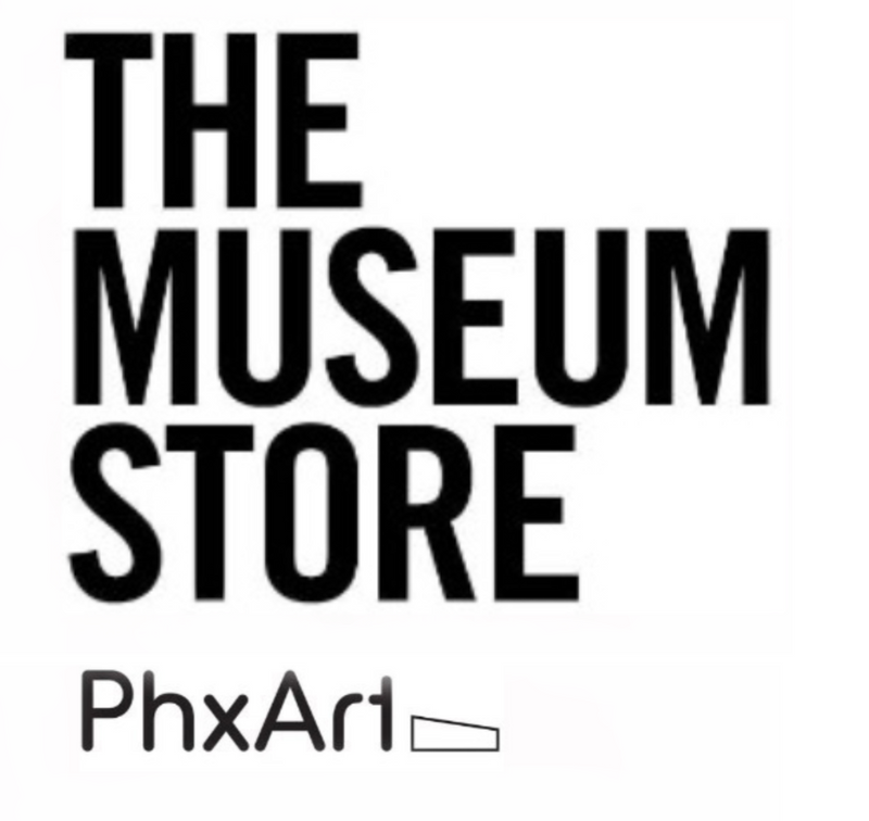 Bring home a piece of Phoenix Art Museum with collectibles, books, and more from The Museum Store. Every purchase supports the Museum's exhibitions and education programs.
