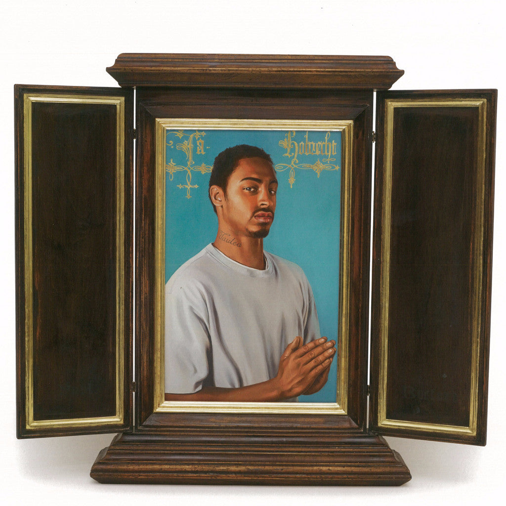 Kehinde Wiley Memling Exhibition Catalogue