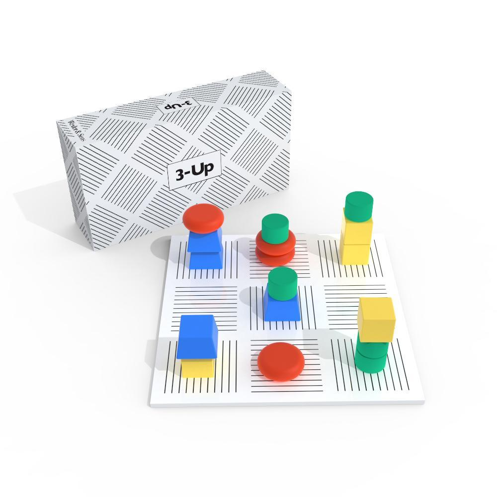 3-Up Board Game