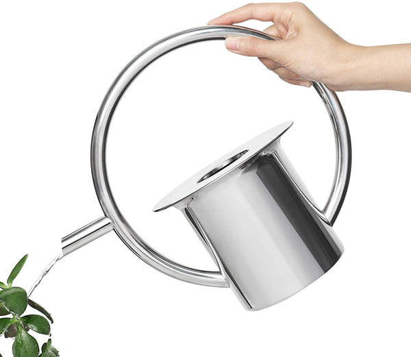Quench Stainless Steel Watering Can